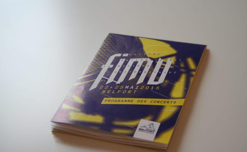 Programme des concerts Fimu 2015