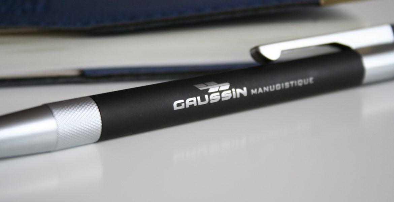Un stylo qui marque !