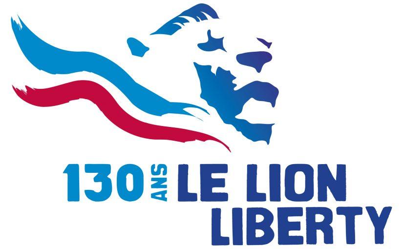 Logotype Identité Visuelle Lion Liberty