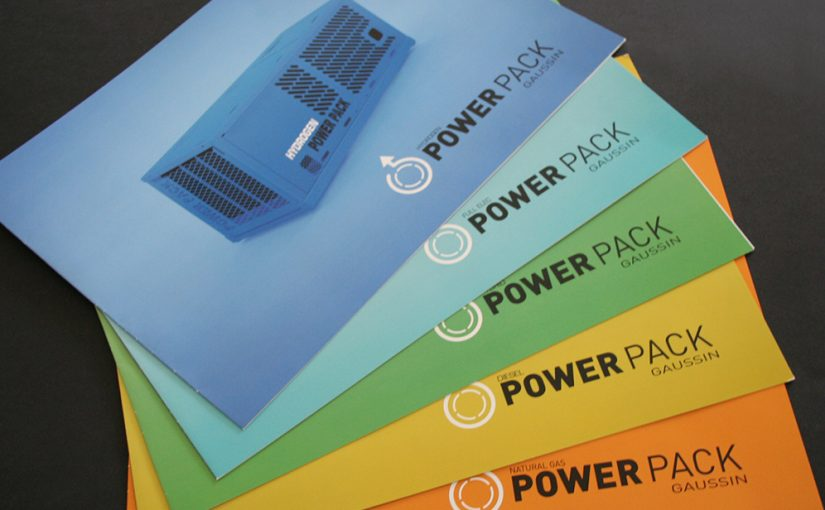 Cartes Power Pack Gaussin Manugistique