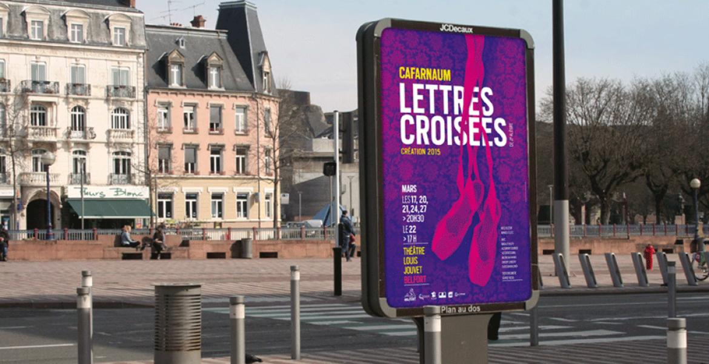 Lettres croisées