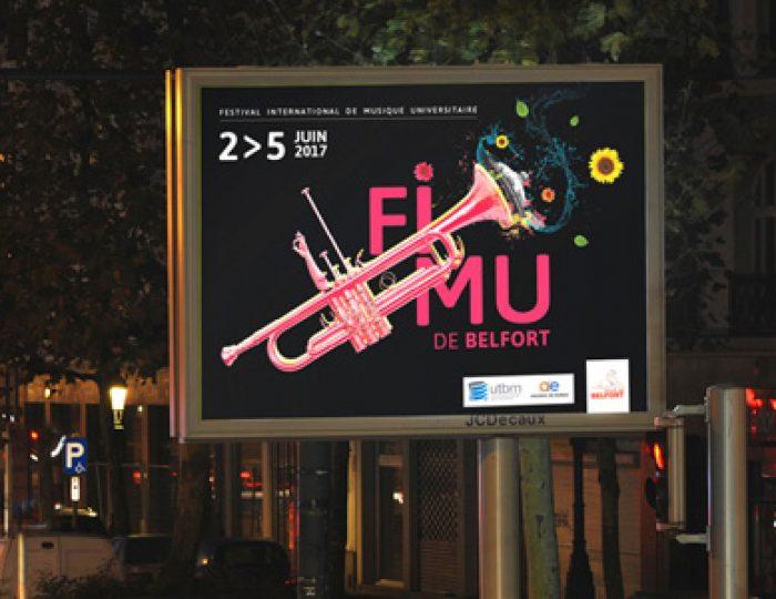 Étude d'un concept de communication pour le FIMU !