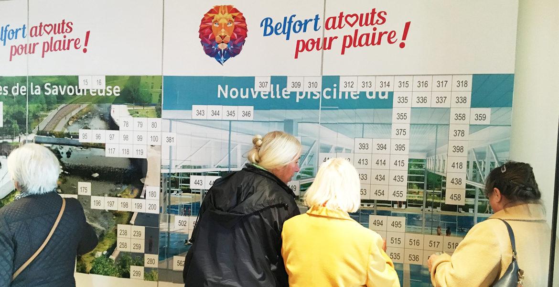 Un événement inédit en France !