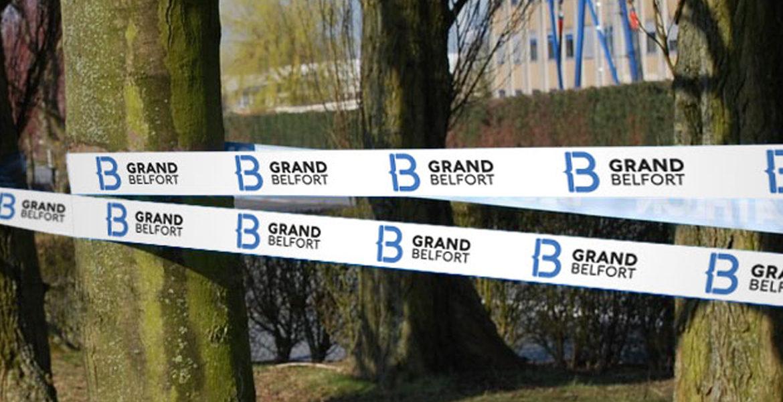 Nouvelle signalétique pour le Grand Belfort !