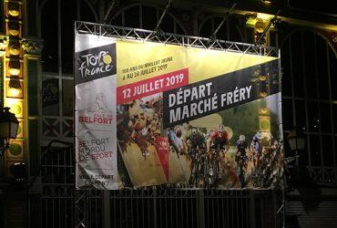 Belfort, ville départ du Tour de France 2019 !