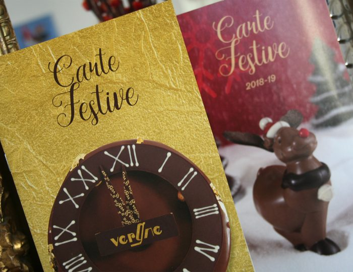 Carte Festive – Vergne