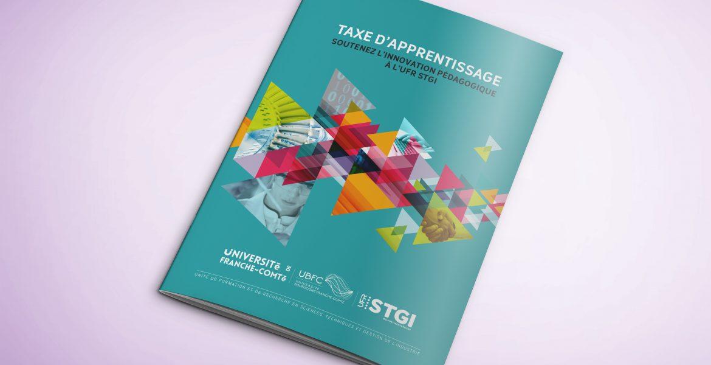 Taxe d'apprentissage UFR STGI