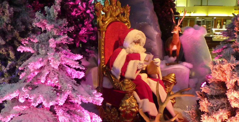 Fêtes de Noël à l'Espace Witty
