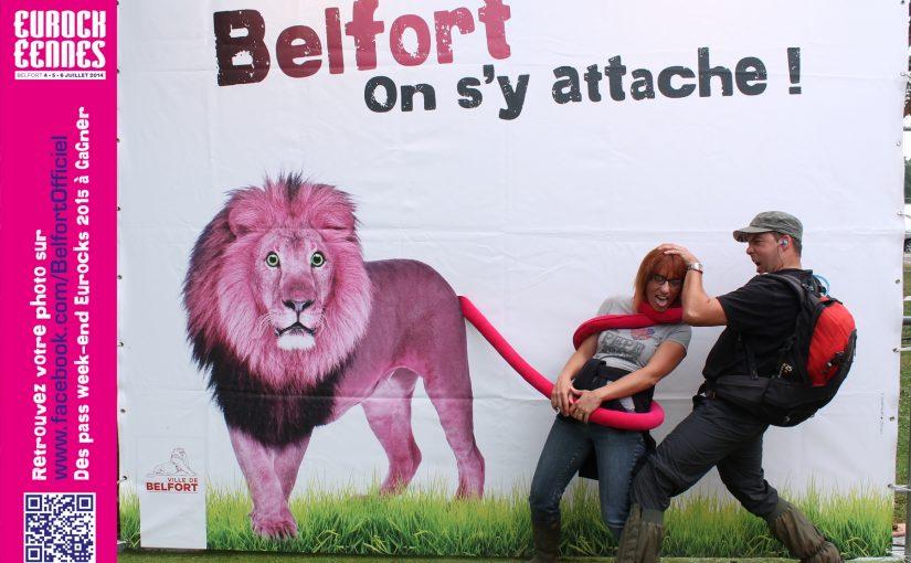 Animation événementiel Eurockéennes de Belfort