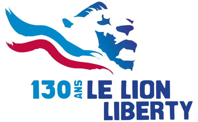 Logotype Identité Visuelle Lion Liberty