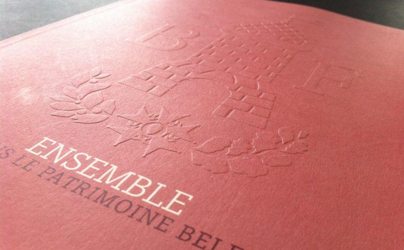 Dépliant Belfort Patrimoine Print