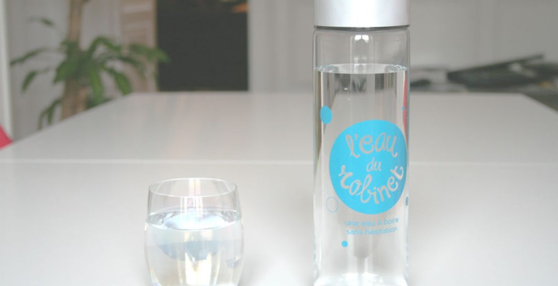 Une eau à boire sans hésitation !
