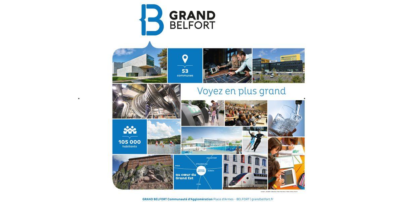 Un grand roll up pour le Grand Belfort !