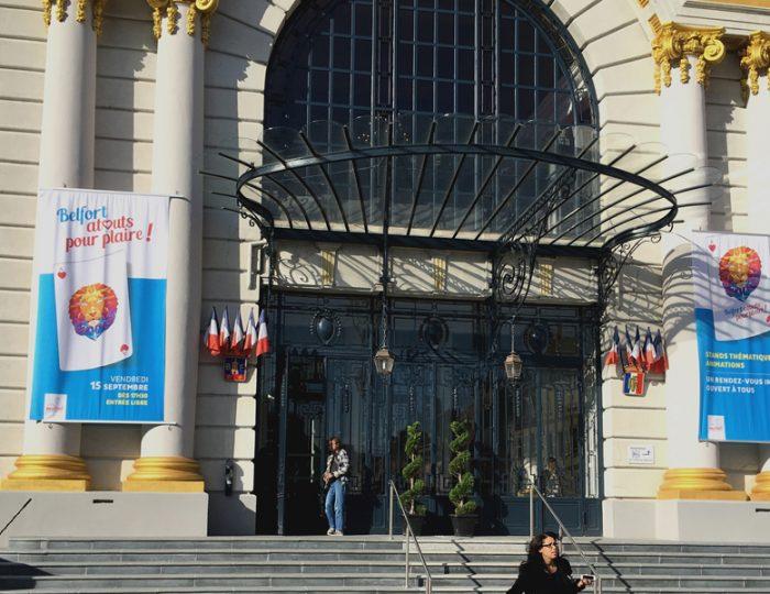 Signalétique : Un événement inédit en France!