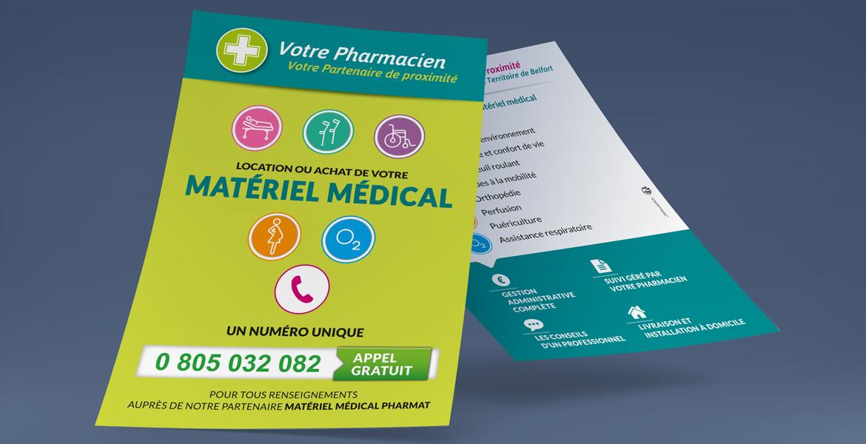 Le matériel médical c'est «easy» avec les pharmaciens du Territoire de Belfort !