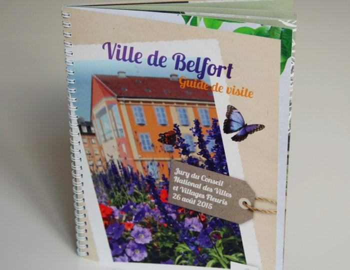 Guide de visite – Ville de Belfort