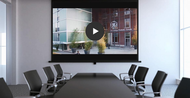 General Electric – Film d'entreprise