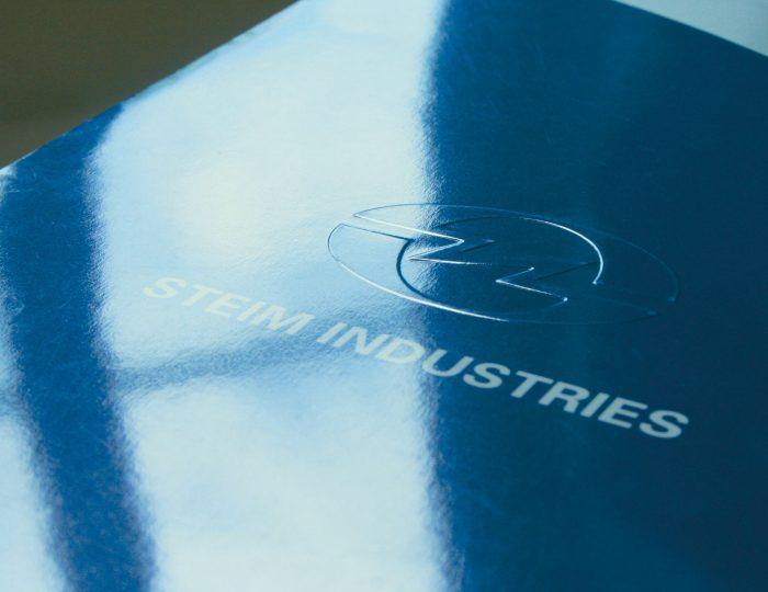 STEIM industries, une plaquette pour des compétences multiples