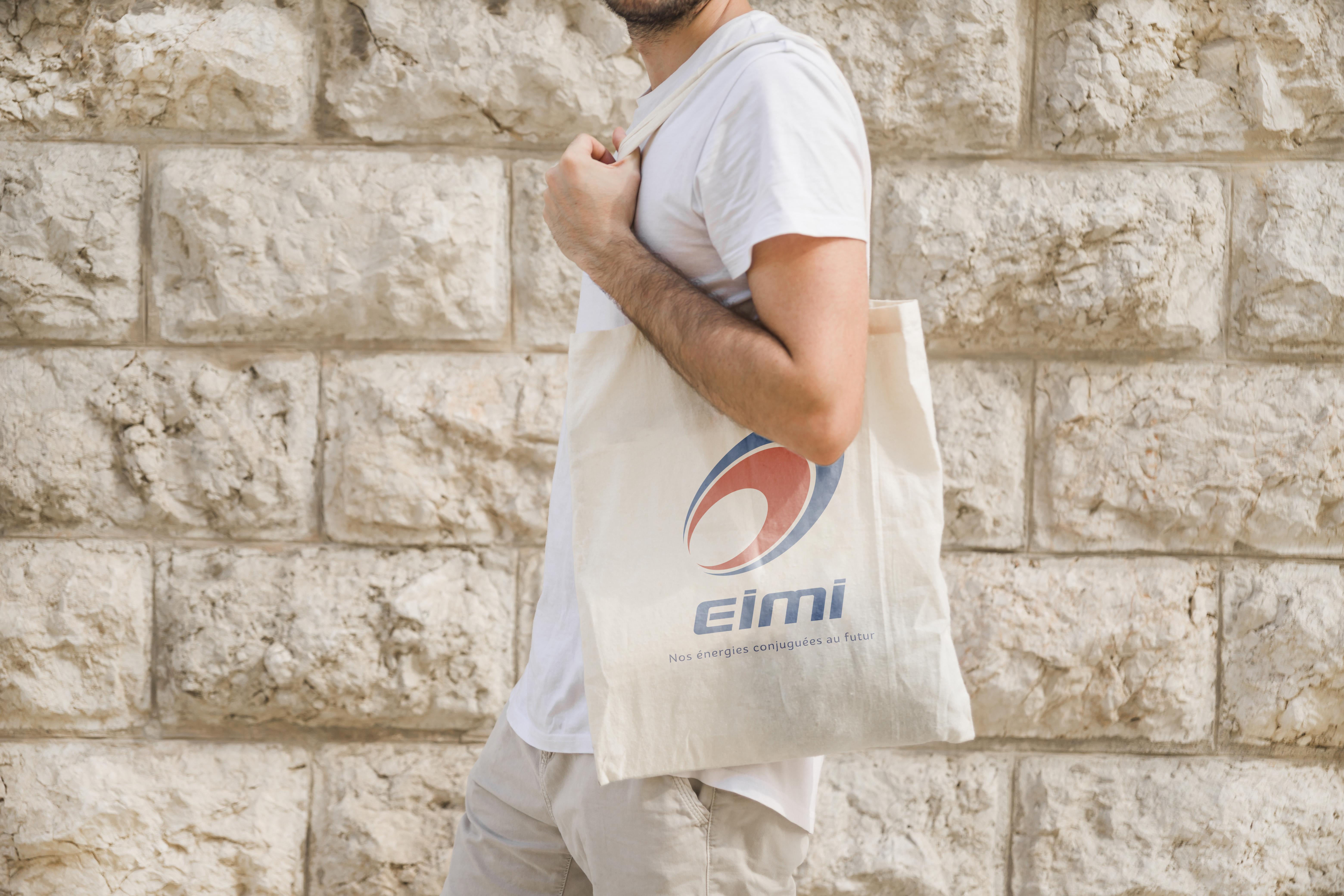 Un tote bag pour les 40 ans de EIMI