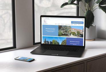 Refonte de site web pour l'EHPAD Pompidou