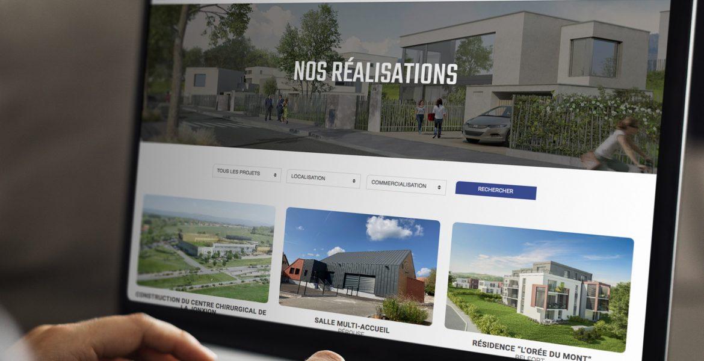 Un site internet pour la nouvelle dimension de la SODEB