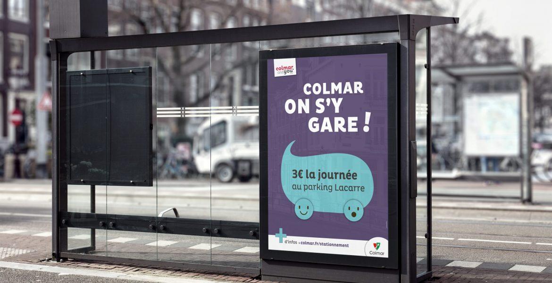 Colmar on s'y gare !