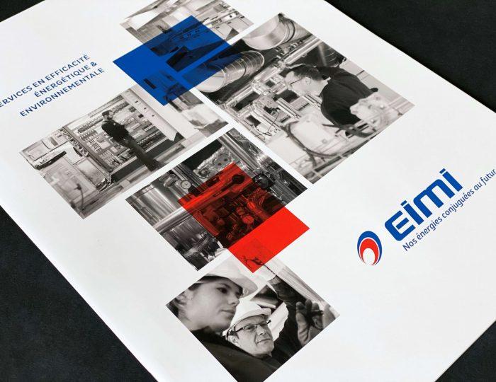 EIMI, une communication en adéquation avec son évolution