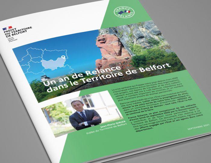 L'État communique sur son soutien aux entreprises avec les actions France Relance